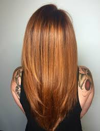 colour in hair 2015 pumpkin spice hair color is apparently a thing instyle com