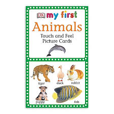 my touch feel picture cards animals buybuy baby