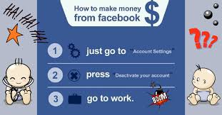 How To Make Facebook Memes - 12 easy and tested ways to make money on facebook