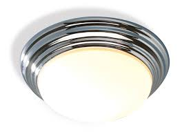 Chrome Bathroom Fan Light Chrome Bathroom Fan Light Lighting Decorative Exhaust With Bath