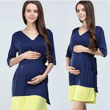 pregnancy clothes fashion maternity clothes modal maternity dresses nursing dress