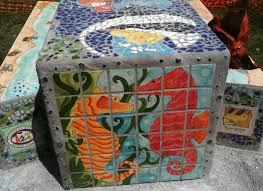 Ceramic Garden Art Tile Art Fundraisers U2013 Artcentric