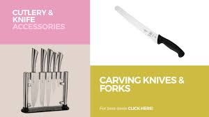 carving knives u0026 forks cutlery u0026 knife accessories best sellers