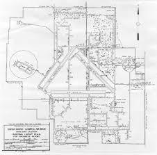 Los Angeles Afb Map by Santa Maria Army Air Field
