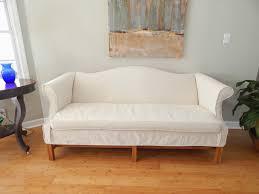Queen Anne Living Room Design Decorating Elegant Cream Leather Ethan Allen Slipcovers For
