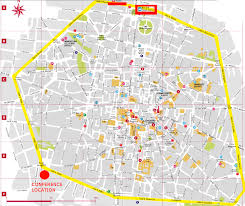 map of bologna travel and accommodation 21st international conference on