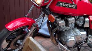 suzuki gsx 750 1980 model youtube