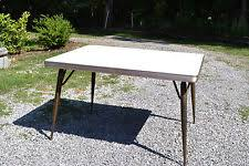 Formica Kitchen Table EBay - Retro formica kitchen table