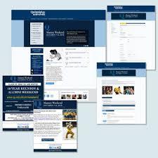 alumni website software imodules software client showcase