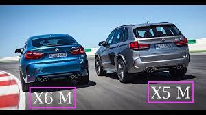 Bmw X5 Colors - 2018 bmw x5 m vs bmw x6 m youtube