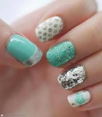 the 25 best mint nail designs ideas on pinterest mint gel nails