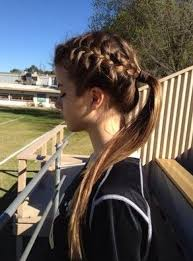 Cute Sporty Hairstyles Best 25 7th Grade Hairstyles Ideas On Pinterest Middle