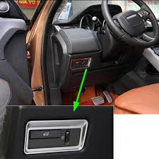 range rover sport interior interior accessories for range rover sport evoque trunk tailgate