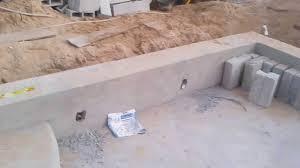 Basta Construção de Piscina - Concreto - Parte 1 - YouTube @FQ23
