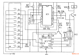 On Off Timer Circuit Diagram Component Simple Stepper Motor Driver Timer Circuit Page