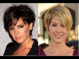 short haircuts for older women with fine hair short hairstyles for older women with fine hair youtube