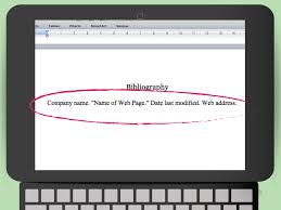 how to write a process paper for history fair 4 ways to write a bibliography wikihow