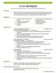 hvac technician resume exles resume templates for hvac technician resume resume exles