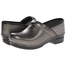 dansko professional pro cabrio leather clog for women aawomen shoes