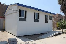 por que casas modulares madrid se considera infravalorado minedu entregó 110 aulas prefabricadas para colegios de la región la