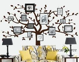 monogram wall decals for nursery family tree wall decal vinyl wall tree decal vinyl wall decor
