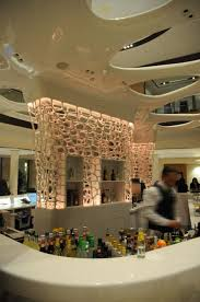 Pictures Of Reception Desks by Pwc Cafe Reception Desk Design By Joi Design Interior Design