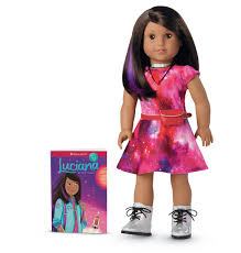 Kids Girls Dolls 4 Wheeler Enter To Win The 2018 American Doll Luciana Vega