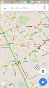 Maps Traffic Google Maps Now Show Traffic Info For Ph Www Unbox Ph