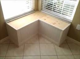 Window Seat Storage Bench Diy by Window Bench Seat Build Youtube