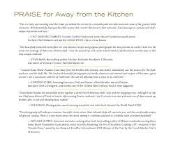 The Kitchen Collection Store Away From The Kitchen By She Writes Press Issuu