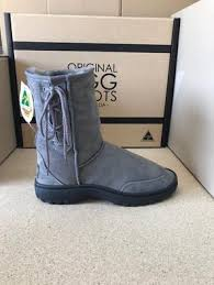 grey lace up rugged ugg boots original ugg boots australia