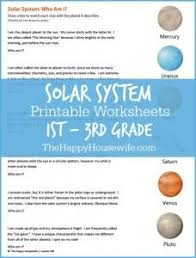 the 25 best solar system worksheets ideas on pinterest solar