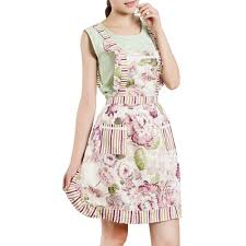 Customized Aprons For Women Popular Printed Aprons Buy Cheap Printed Aprons Lots From China