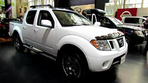 lifted nissan frontier white 2012 nissan frontier pro 4x off road exterior and interior at 2012