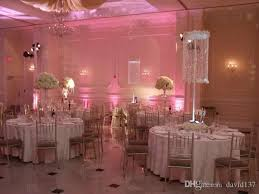 wedding table decorations candle holders crystal wedding chandelier flower floral stand candelabra wedding