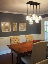dining room remodel sherwin williams storm cloud pendant