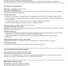 Business Banker Resume Sample Resume For Bankers Download Banking Resume Examples Sample