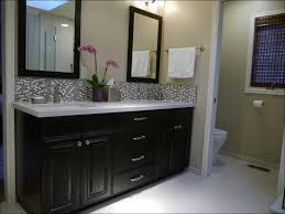 bathrooms design modern white bathrooms cabinets double vanity