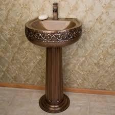 bathroom pedestal sinks ideas pedestal sink bathroom ideas