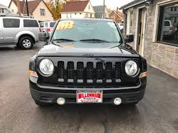 patriot jeep 2014 2014 jeep patriot sport city wisconsin millennium motor sales