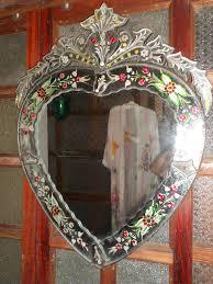 Antique Bathroom Mirror by Home Decor Antique Floral Mirror In Bathroom Fabulous In Saigon