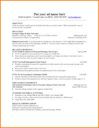 Resume Format For Freshers Bca Resume Format Teachers Doc Augustais
