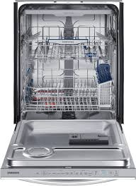 Aj Madison Dishwashers Samsung Dw80k7050us Fully Integrated Dishwasher With 3rd Rack