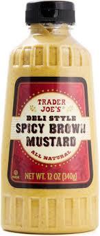boetje s mustard the best spicy brown mustards taste test serious eats