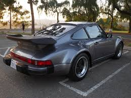 1986 porsche 911 turbo for sale 1986 porsche 911 turbo coupe for sale on bat auctions sold for