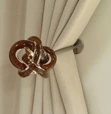 adorable tiebacks for curtains and how to make tiebacks for