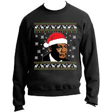Meme Ugly - crying jordan meme sneakerhead black ugly christmas sweater cap swag