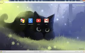chrome themes cute wide awake theme chrome web store