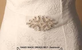 sparkly belts for wedding dresses cheap wedding sash belt buy quality bridal rhinestone sash