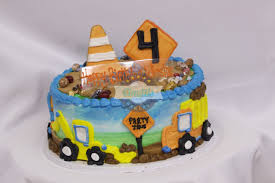 construction birthday cake construction birthday celebration cake from cinotti s bakery